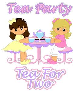 Tea Party Girls - 2012