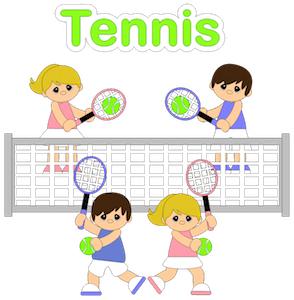 Tennis Palz - 2012