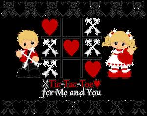 Tic Tac Toe Love - 2014