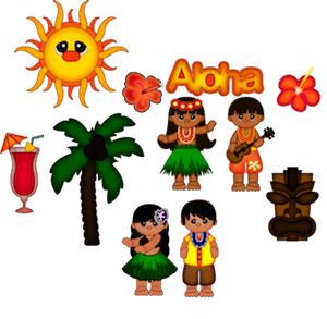 Tropical Aloha- 2012