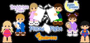 Underoos - 2014