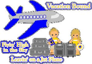 Vacation Plane- 2013