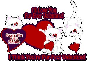 Valentine's Day Kitty - 2013