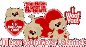 Valentine's Day Puppy - 2013
