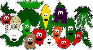 Vegetables - 2013