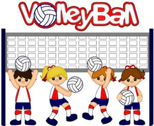 Volleyball Girls - 2012