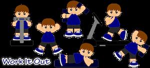 Workout Boys - 2014
