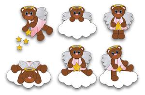 Angel Fairy Bears- 2012