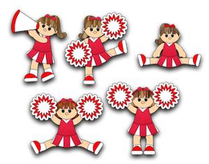 Cheerleader - 2011