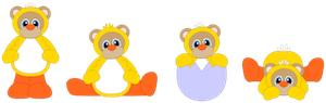 Little Chick Bears - 2012