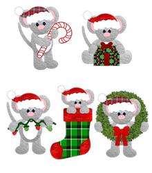 Christmas Mice - 2011