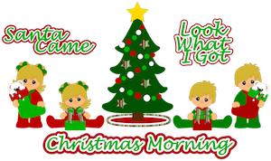 Christmas Morning - 2012