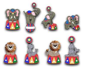 Circus Animals - 2011
