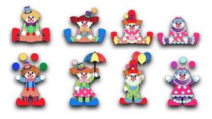 Circus Clown Package - 2011