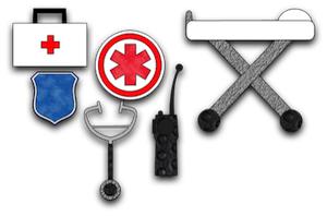 Paramedics Supplies - 2011