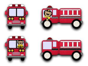 Firefighter Trucks - 2011