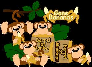 Gone Bananas - 2014