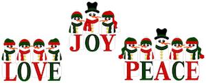 Joy Peace Love - 2012