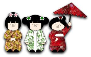 KonnichiWa Dolls