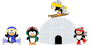 Ice Penguins - 2011
