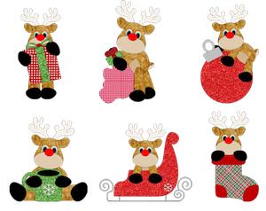 Reindeer Set 2 - 2011