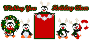 Reindeer Penguins -2012