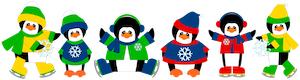 Skating Penguins - 2012