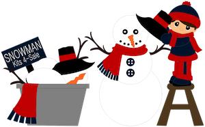 Snowman Kits - 2012