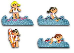 Surfing Girls - 2011