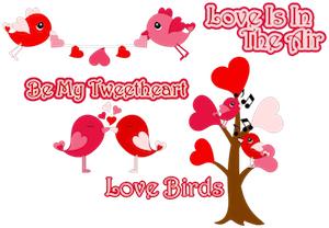 Tweet Hearts - 2012