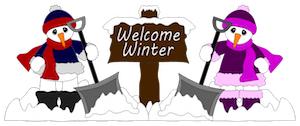 Welcome Winter Snowmen - 2012